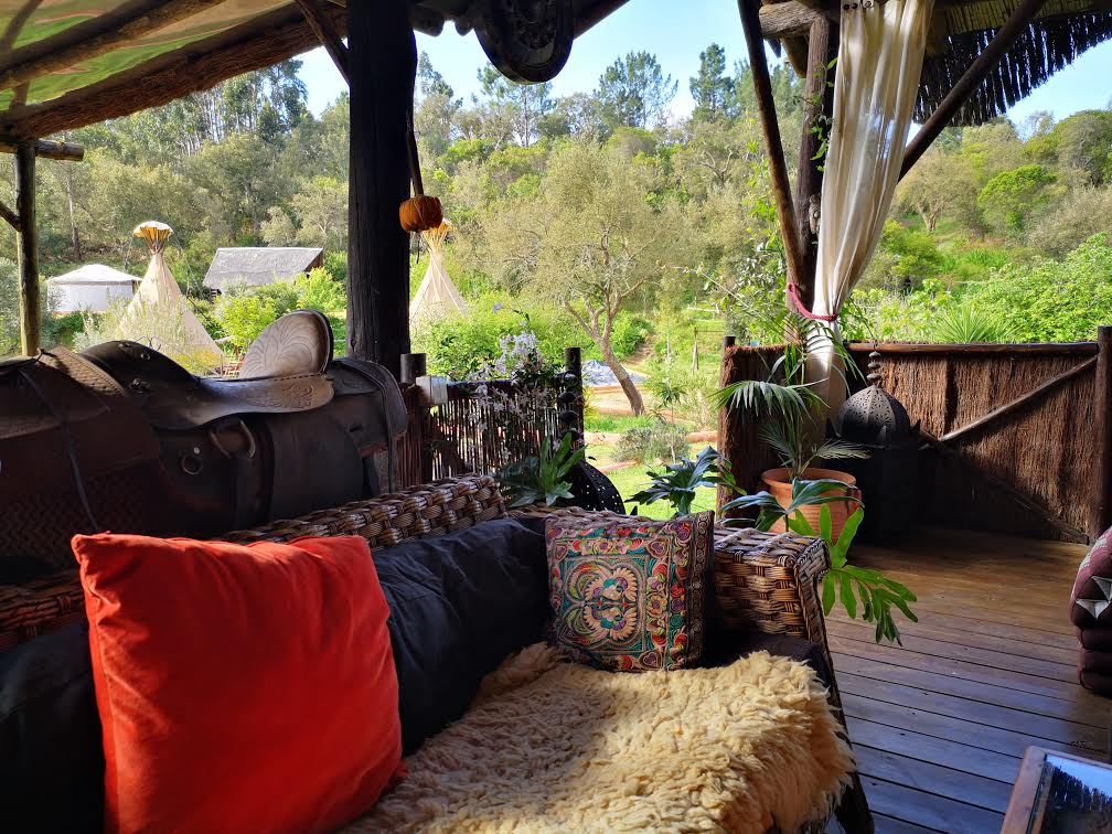 Aterra Eco Glamping Portugal