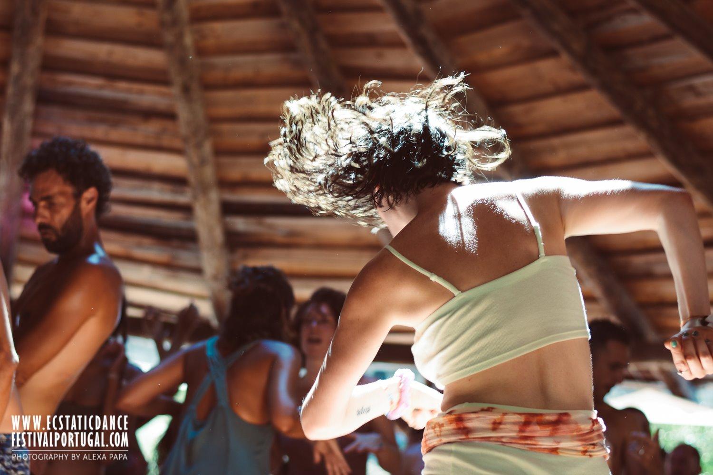 Conscious Dance In Resonance Festival